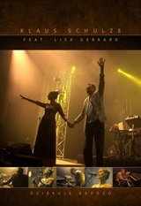 Klaus Schulze & Lisa Gerrard - Dziekuje Bardzo Poster