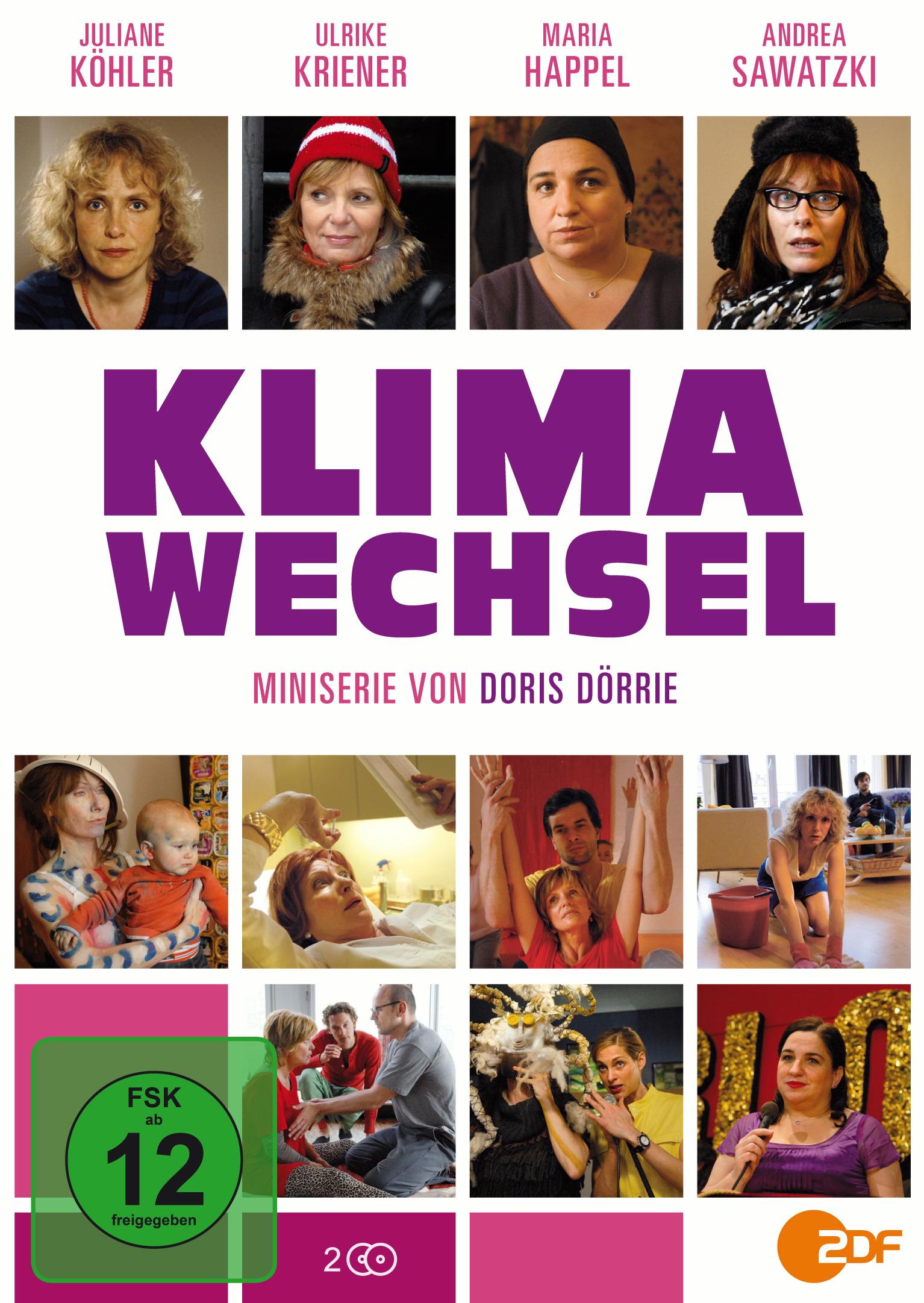 Klimawechsel Poster