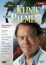 Klinik unter Palmen, Teil 1, Die kompletten Staffeln 1-4 (6 DVDs) Poster