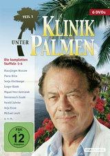 Klinik unter Palmen, Teil 1, Die kompletten Staffeln 1-4 (6 Discs) Poster