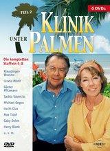 Klinik unter Palmen, Teil 2, Die kompletten Staffeln 5-8 (6 DVDs) Poster
