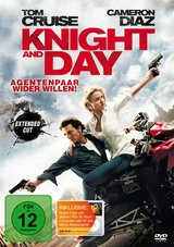 Knight and Day - Agentenpaar wider Willen (Extended Cut, inkl. Digital Copy) Poster