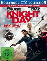 Knight and Day - Agentenpaar wider Willen (Extended Cut) Poster