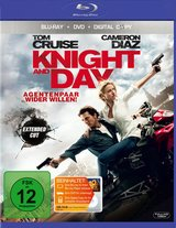 Knight and Day - Agentenpaar wider Willen (Extended Cut inkl. Digital Copy, + DVD)) Poster