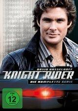 Knight Rider - Die komplette Serie (26 Discs) Poster