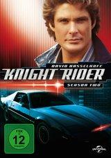 Knight Rider - Season 2 (6 DVDs) Poster