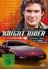 Knight Rider - Season 4 (6 DVDs) Poster