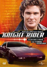 Knight Rider - Season Four: The Final Season (6 DVDs) Poster