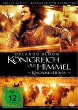 Königreich der Himmel (Einzel-DVD) Poster