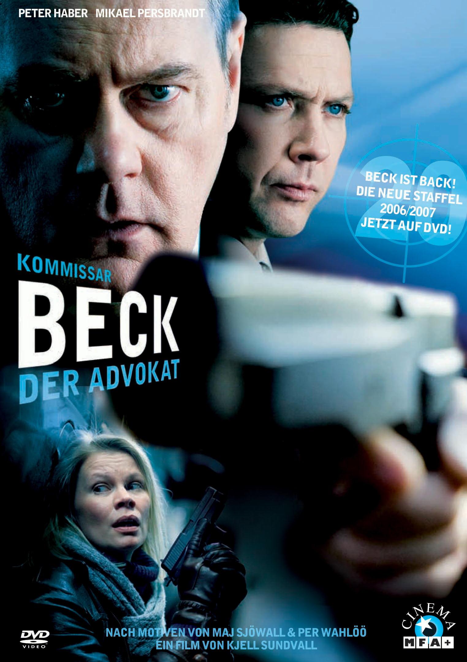 Kommissar Beck: Der Advokat Poster