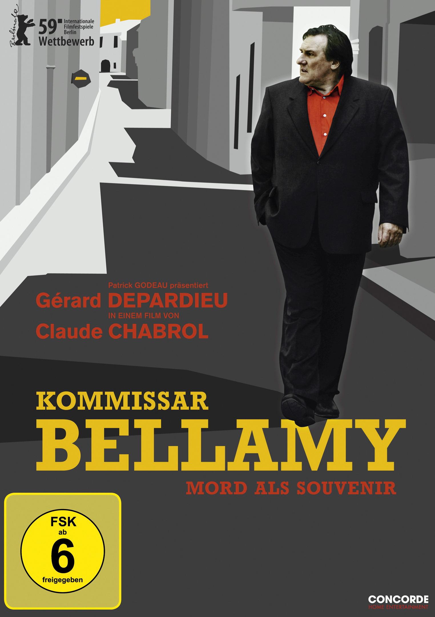 Kommissar Bellamy - Mord als Souvenir Poster
