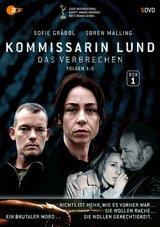 Kommissarin Lund - Das Verbrechen, Folgen 01-05 (5 DVDs) Poster