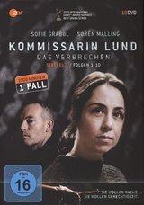 Kommissarin Lund - Das Verbrechen, Folgen 01-10 (10 DVDs) Poster