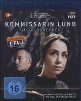 Kommissarin Lund - Das Verbrechen, Folgen 01-10 (5 Discs) Poster