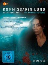 Kommissarin Lund - Das Verbrechen I-III: Die komplette Serie (21 Discs, + 2 Audio-CDs) Poster