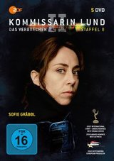 Kommissarin Lund - Das Verbrechen, Staffel II (5 Discs) Poster