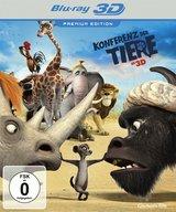 Konferenz der Tiere (Blu-ray 3D + DVD) Poster