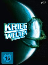 Krieg der Welten - Staffel 1 (6 Discs) Poster