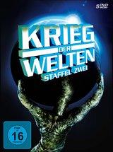Krieg der Welten - Staffel 2 (5 Discs) Poster