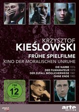 Krzysztof Kieslowski: Frühe Spielfilme - Kino der moralischen Unruhe (OmU, 4 DVDs) Poster