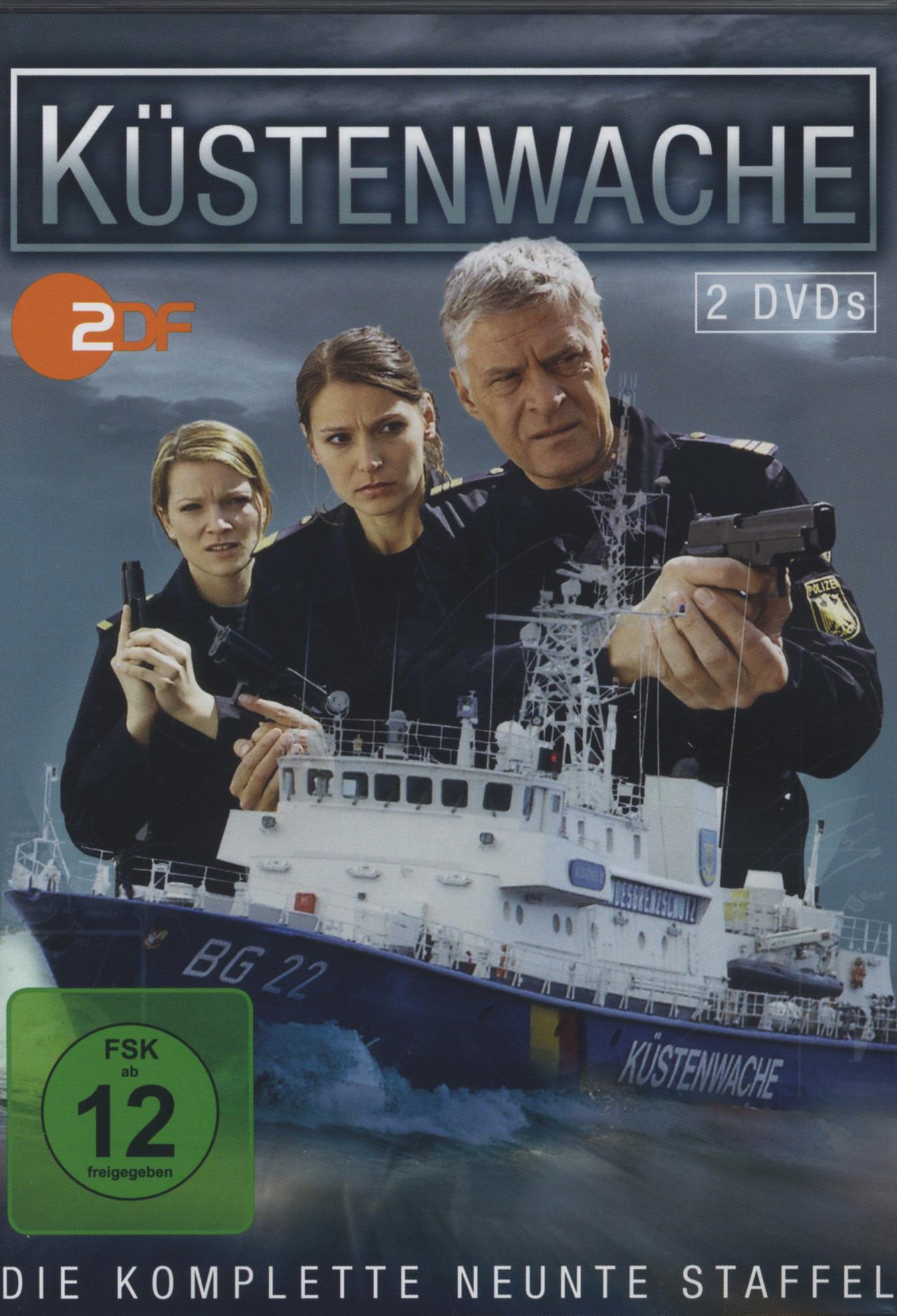 Küstenwache (9. Staffel, 9 Folgen) (2 Discs) Poster