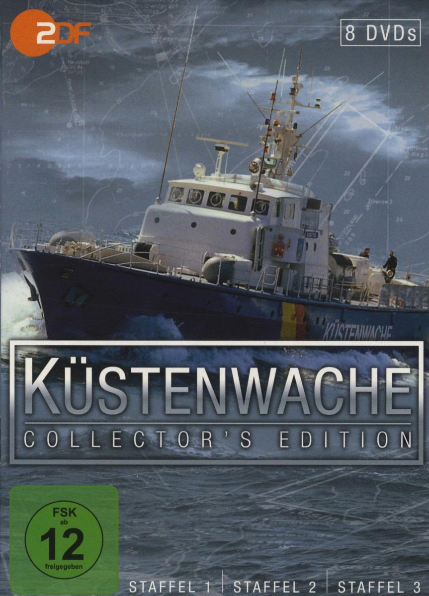Küstenwache - Collector's Edition: Staffel 1-3 (8 Discs) Poster