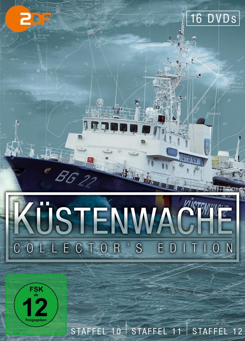 Küstenwache - Collector's Edition: Staffel 10-12 (16 Discs) Poster