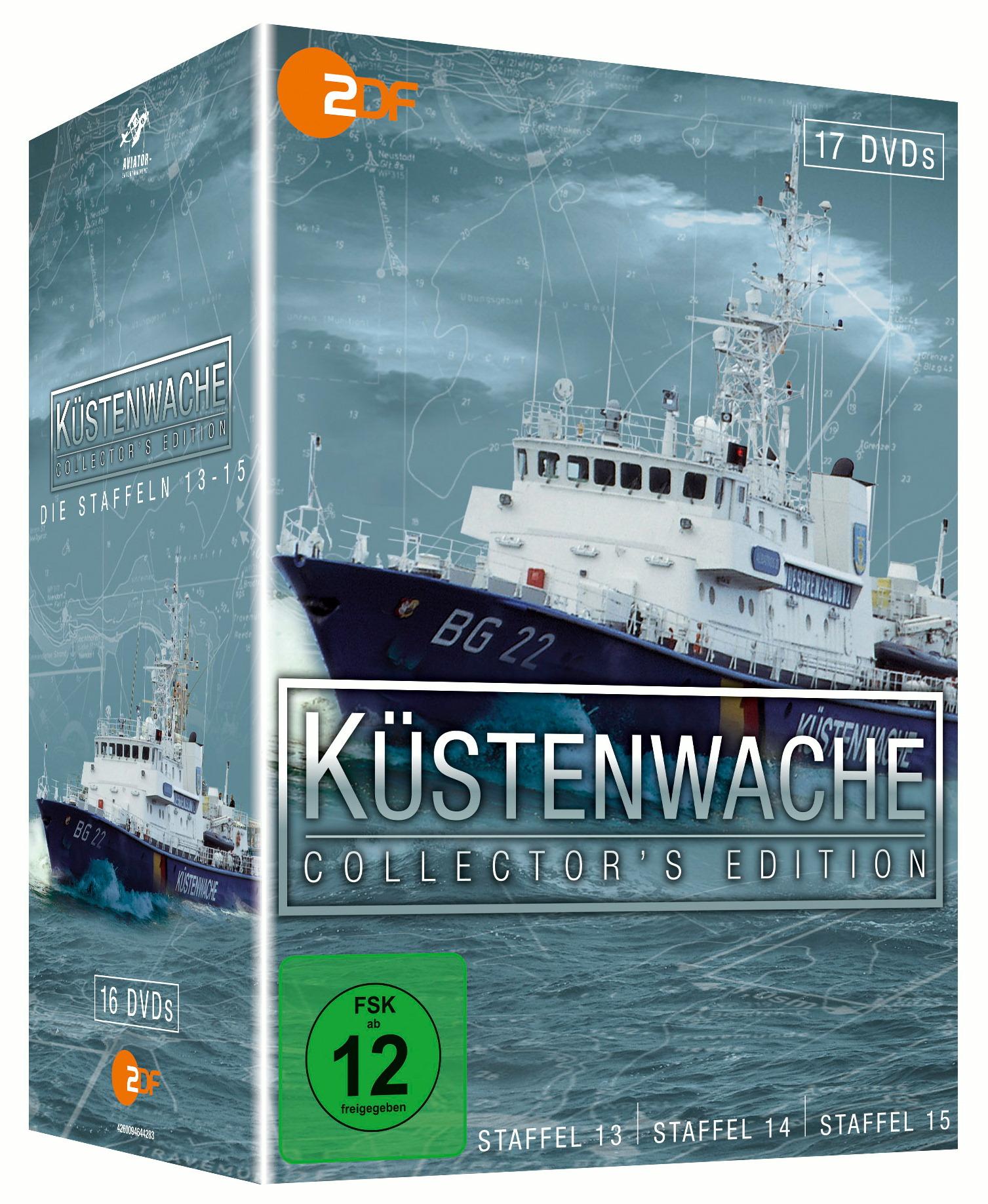Küstenwache - Collector's Edition: Staffel 13-15 (16 Discs) Poster