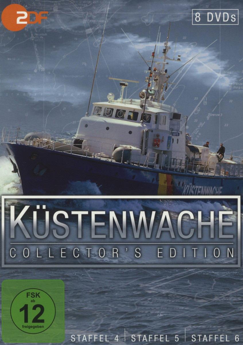 Küstenwache - Collector's Edition: Staffel 4-6 (8 Discs) Poster