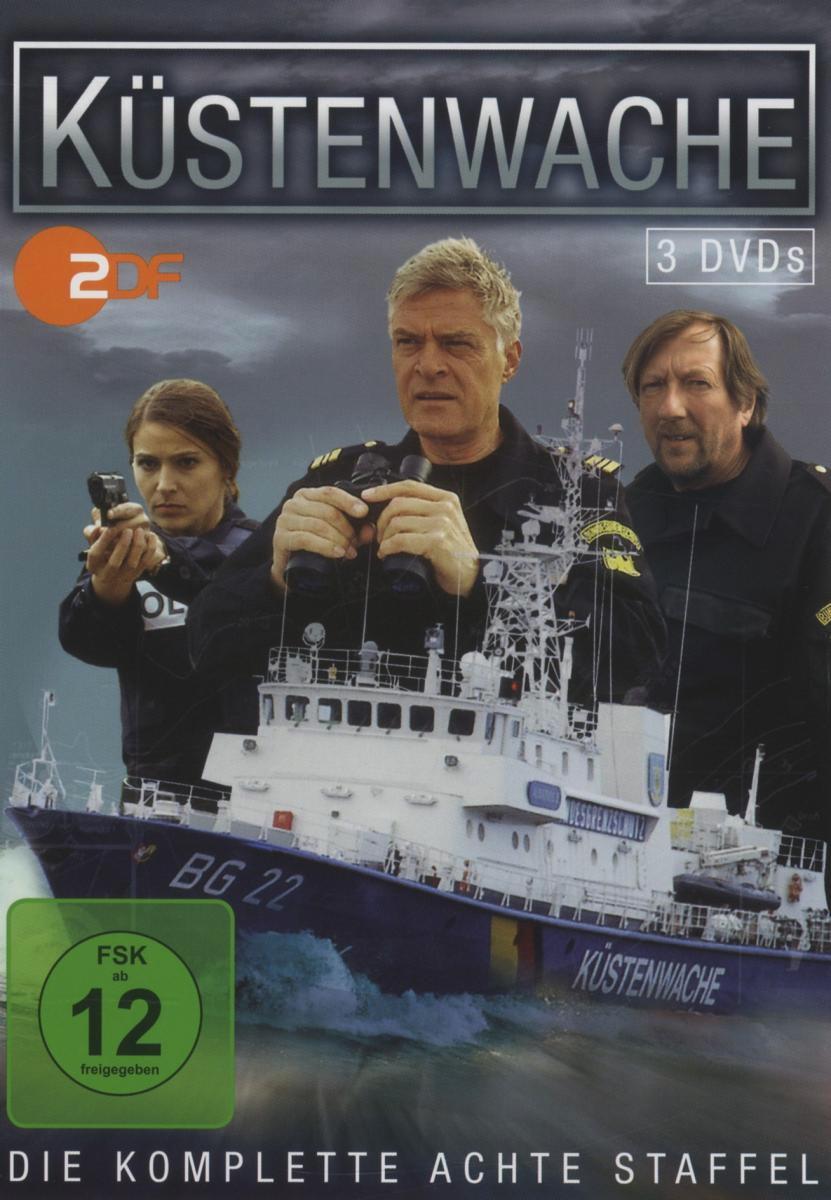 Küstenwache - Die komplette achte Staffel Poster