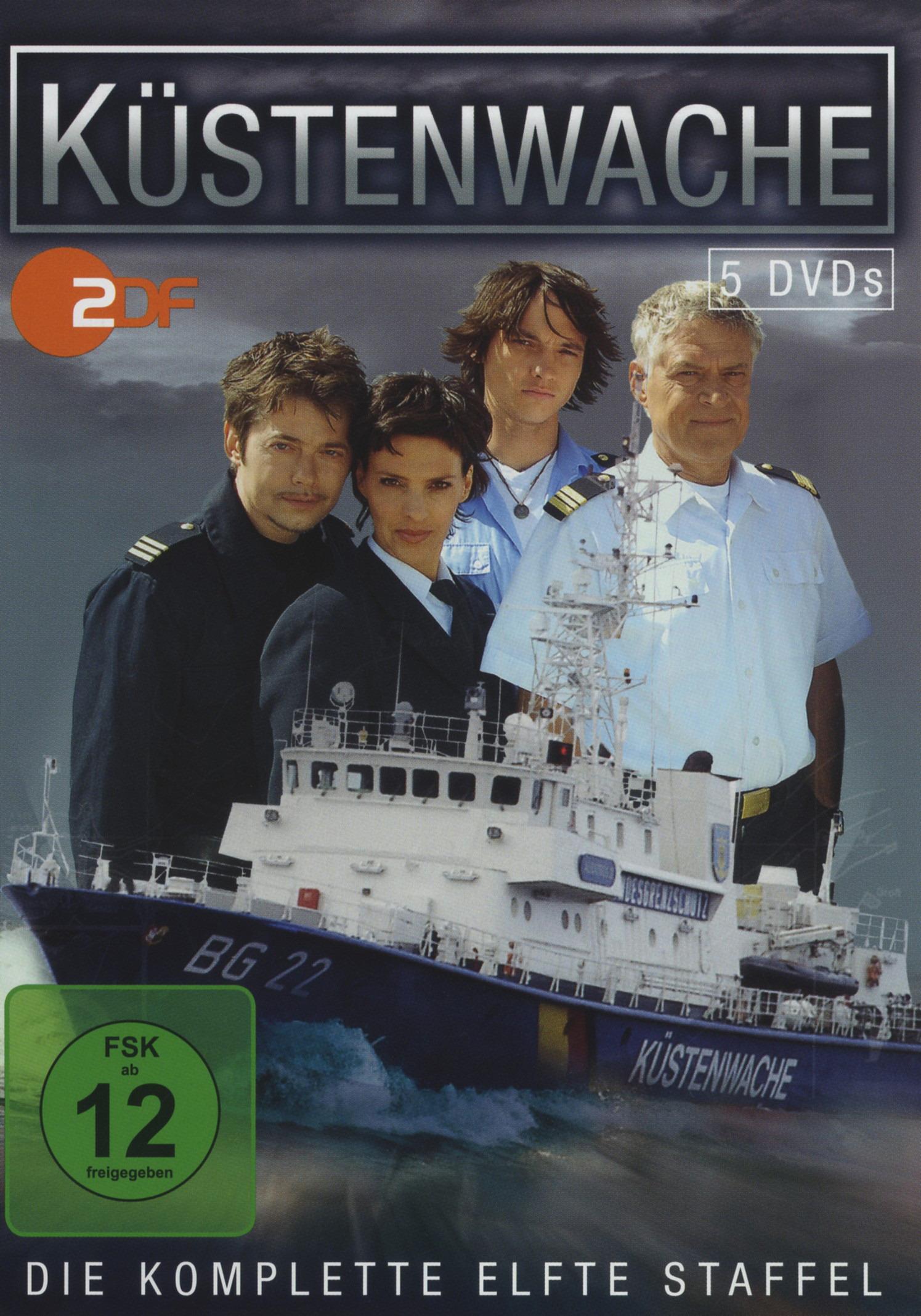 Küstenwache - Die komplette elfte Staffel (5 Discs) Poster