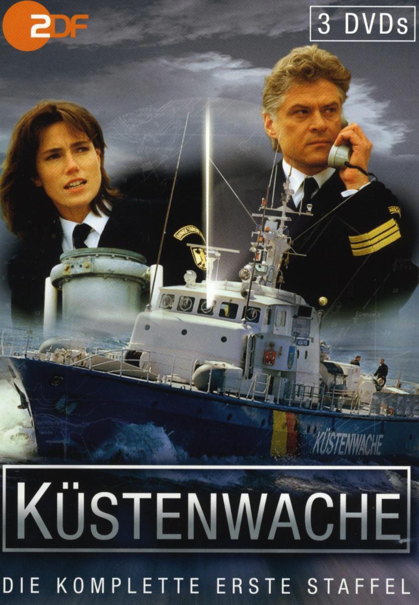 Küstenwache - Die komplette erste Staffel (3 DVDs) Poster