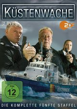 Küstenwache - Die komplette fünfte Staffel (2 DVDs) Poster