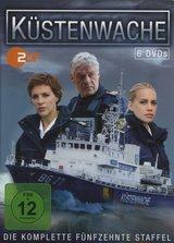 Küstenwache - Die komplette fünfzehnte Staffel (6 Discs) Poster