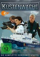Küstenwache - Die komplette vierzehnte Staffel (26 Folgen) (6 Discs) Poster