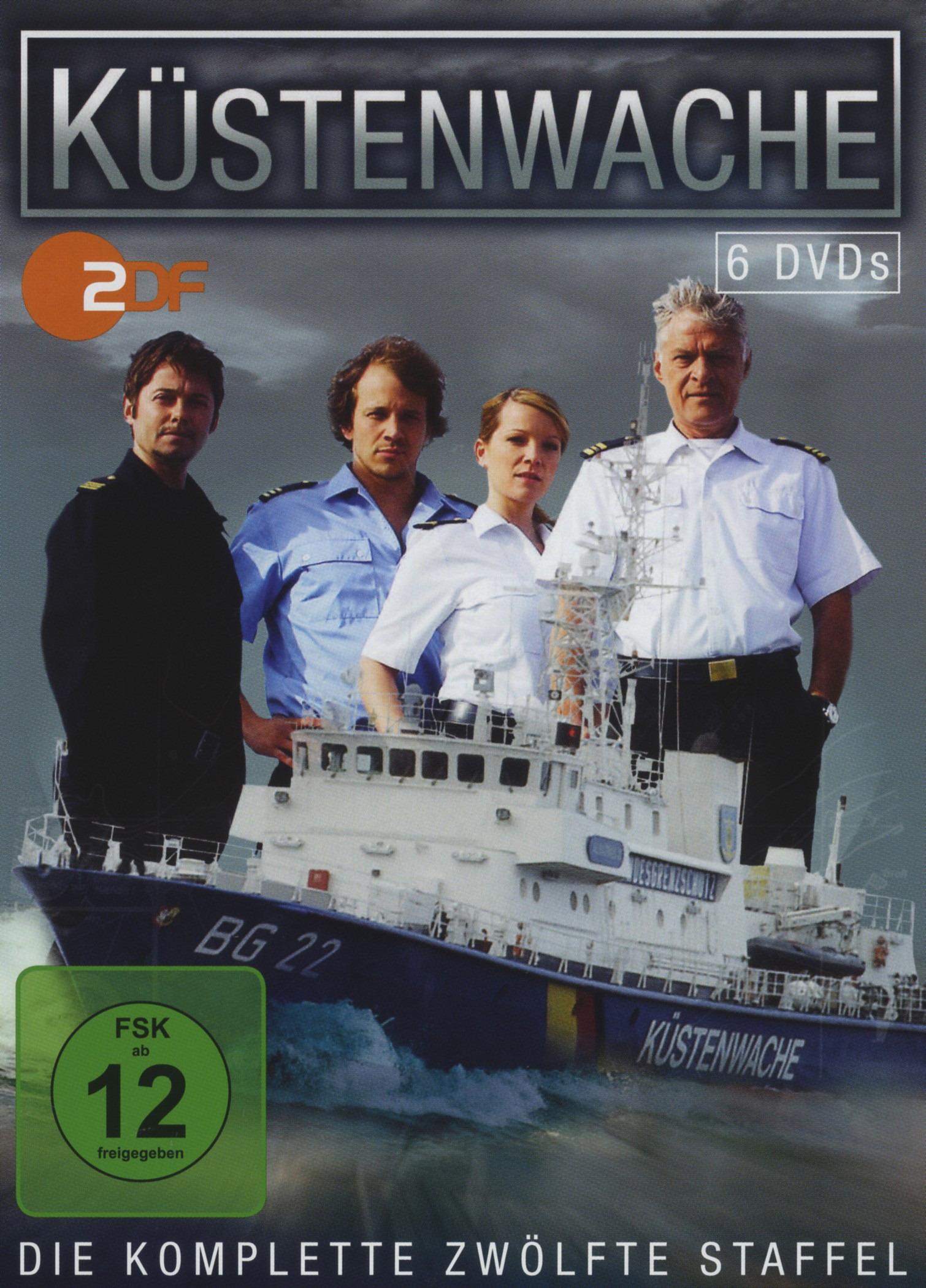 Küstenwache - Die komplette zwölfte Staffel (6 Discs) Poster