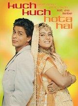 Kuch Kuch Hota Hai - Und ganz plötzlich ist es Liebe Poster
