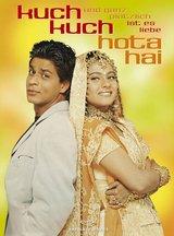 Kuch Kuch Hota Hai - Und ganz plötzlich ist es Liebe (Einzel-DVD) Poster