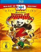 Kung Fu Panda 2 (Blu-ray 3D, + Blu-ray 2D) Poster