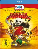 Kung Fu Panda 2 (Blu-ray 3D) Poster