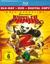 Kung Fu Panda 2 (+ DVD, inkl. Digital Copy) Poster