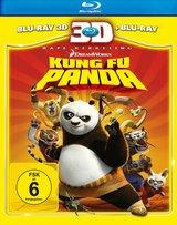 Kung Fu Panda (Blu-ray 3D, + Blu-ray 2D) Poster