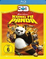 Kung Fu Panda (Blu-ray 3D) Poster