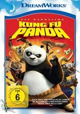 Kung Fu Panda (Einzel-DVD) Poster