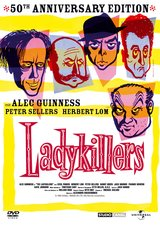 Ladykillers (50th Anniversary Edition) Poster