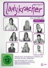Ladykracher (Vol. 01 - 05) (10 Discs) Poster