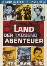 Land der tausend Abenteuer Poster