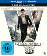 Largo Winch II - Die Burma-Verschwörung (Blu-ray 3D, 2 Discs) Poster