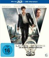 Largo Winch II - Die Burma-Verschwörung (Blu-ray 3D) Poster