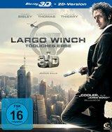 Largo Winch - Tödliches Erbe (Blu-ray 3D) Poster